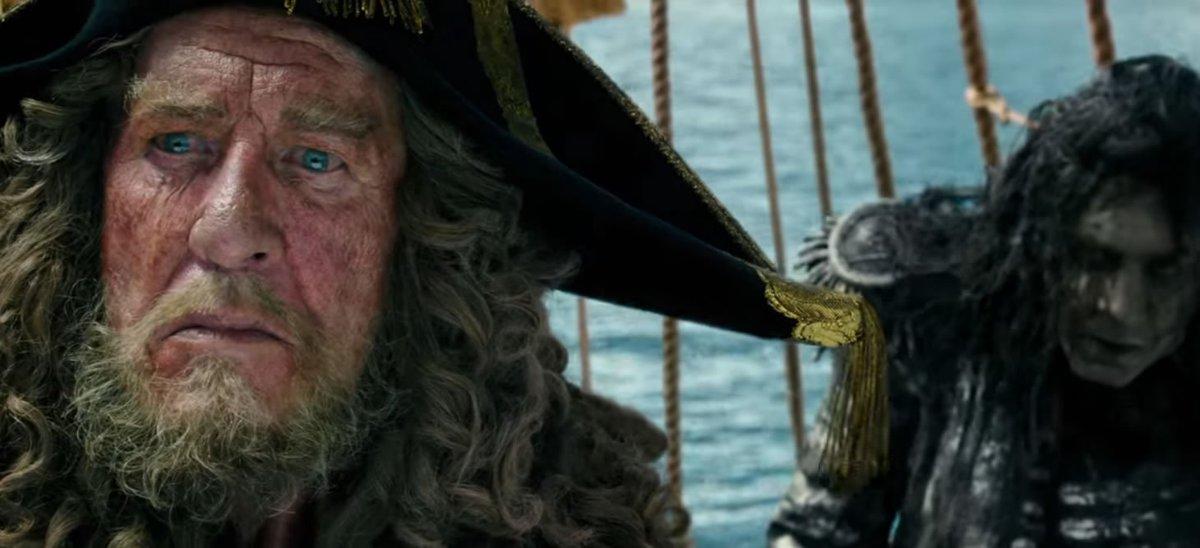 「パイレーツ・オブ・カリビアン/最後の海賊」よりスーパーボウル用TVスポット動画が公開。ビジュアル的…
