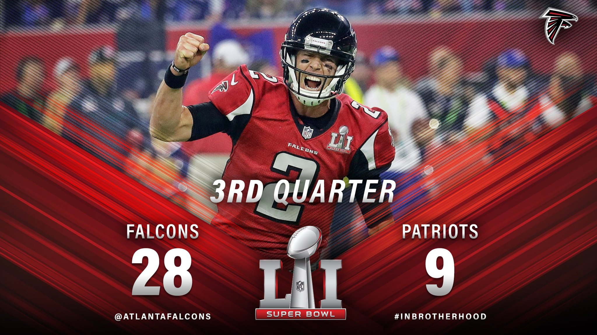 "Atlanta Falcons Images: Atlanta Falcons On Twitter: ""15 Minutes Away.... #RiseUp…"