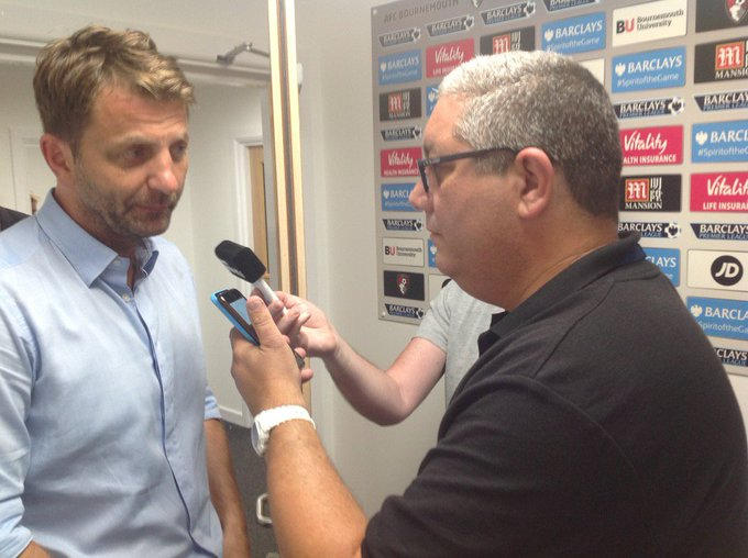 Happy Birthday to Tim Sherwood, have a great day my friend