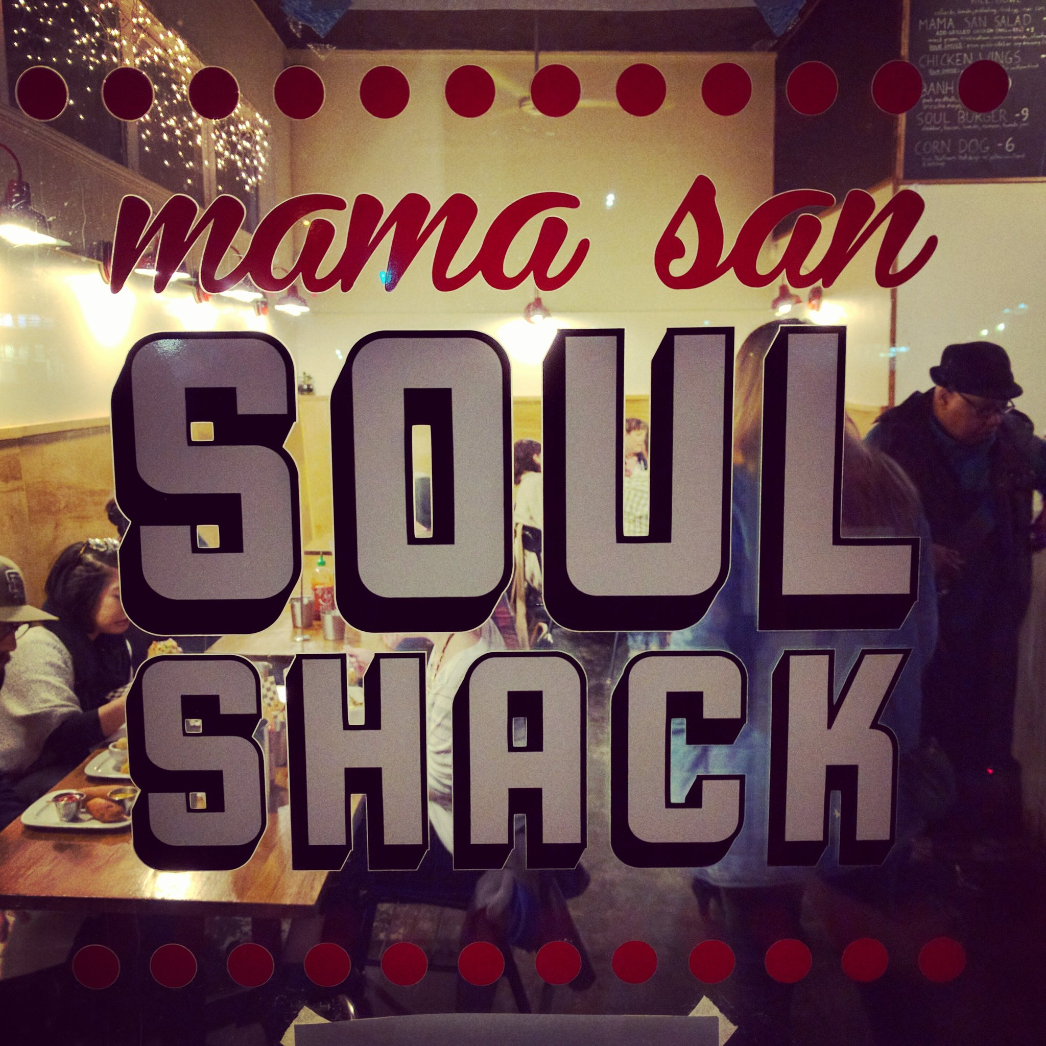 Day 5 for #bhm takes us to #StJohns in #PDX where #blackbiz @MSSoulShack fuses soul & asian food. Don't miss the fried okra! @tedwheeler https://t.co/DKOwUI3UPi