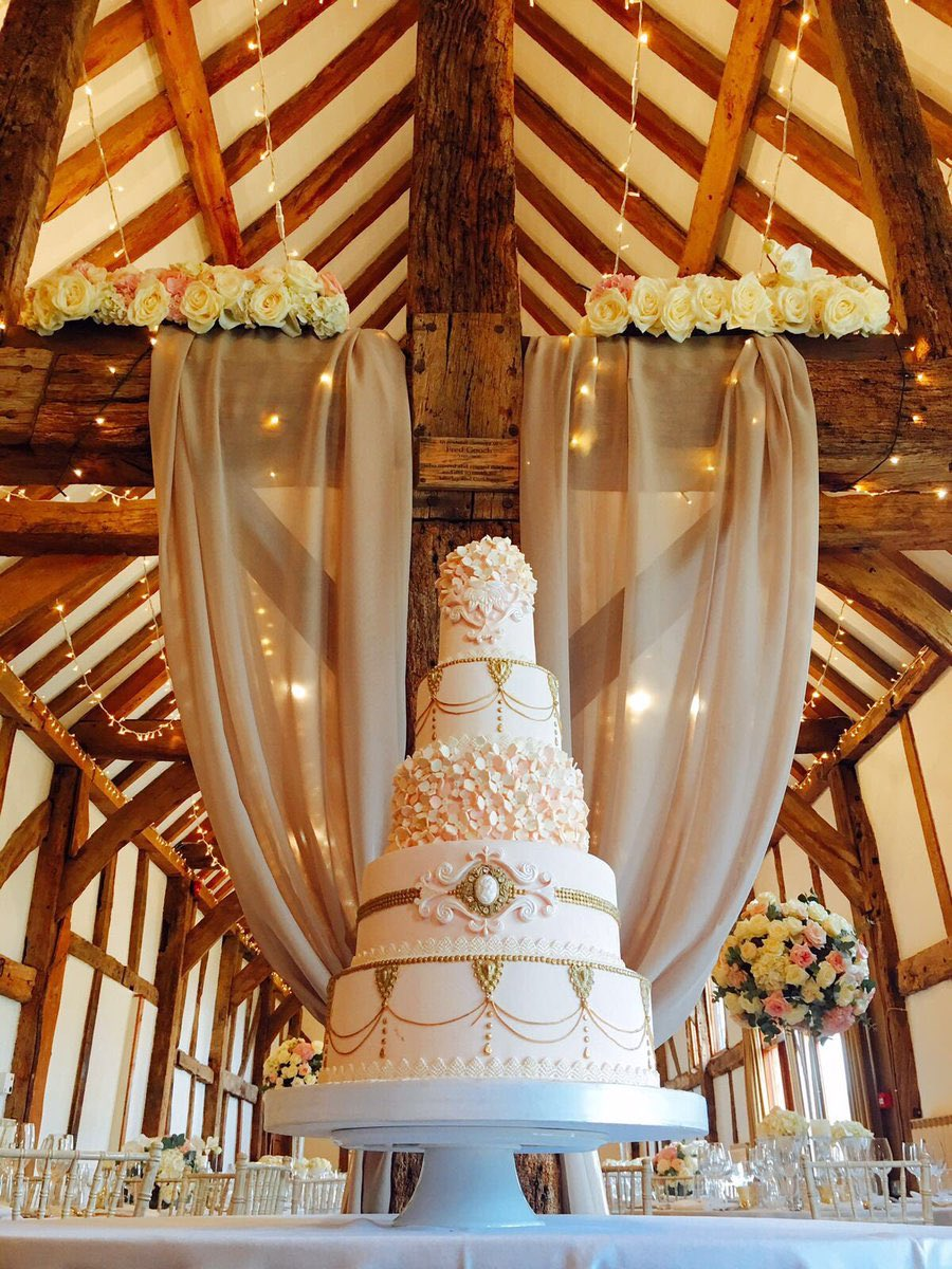 RT @GCakesCouture Gorgeous set up @LoseleyPark @Loseleyevents flowers by @_whitelilac catering by @caperandberry