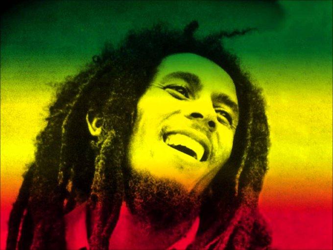 Happy Birthday to the legend, Happy birthday to Bob Marley