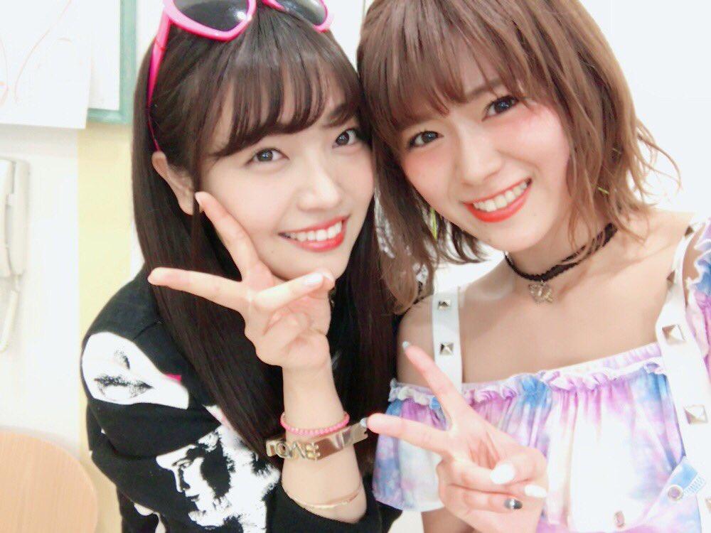 【速報】 本日、23時に山内鈴蘭の公式LINEにて二村春香ちゃんと #豆腐プロレス 風セクシー写真を…