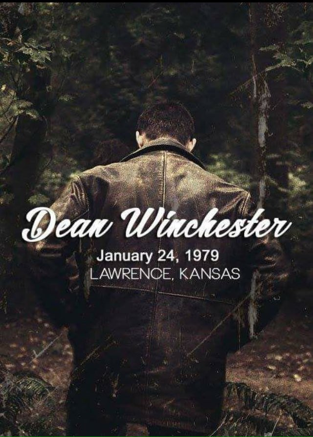 Supernatural Memes On Twitter Happy Birthday Dean Winchester