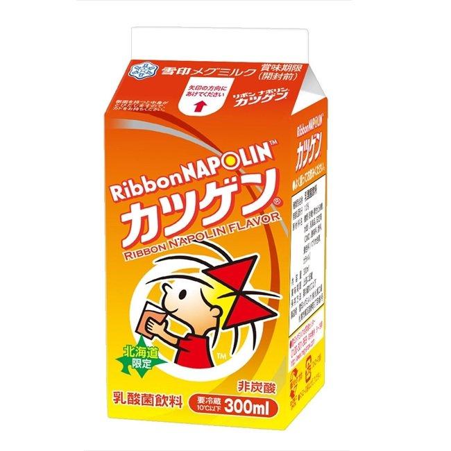 道民「うおおおおおお!」  北海道民のソウルドリンク同士が斜め上のコラボ! 「リボンナポリン・カツゲ…