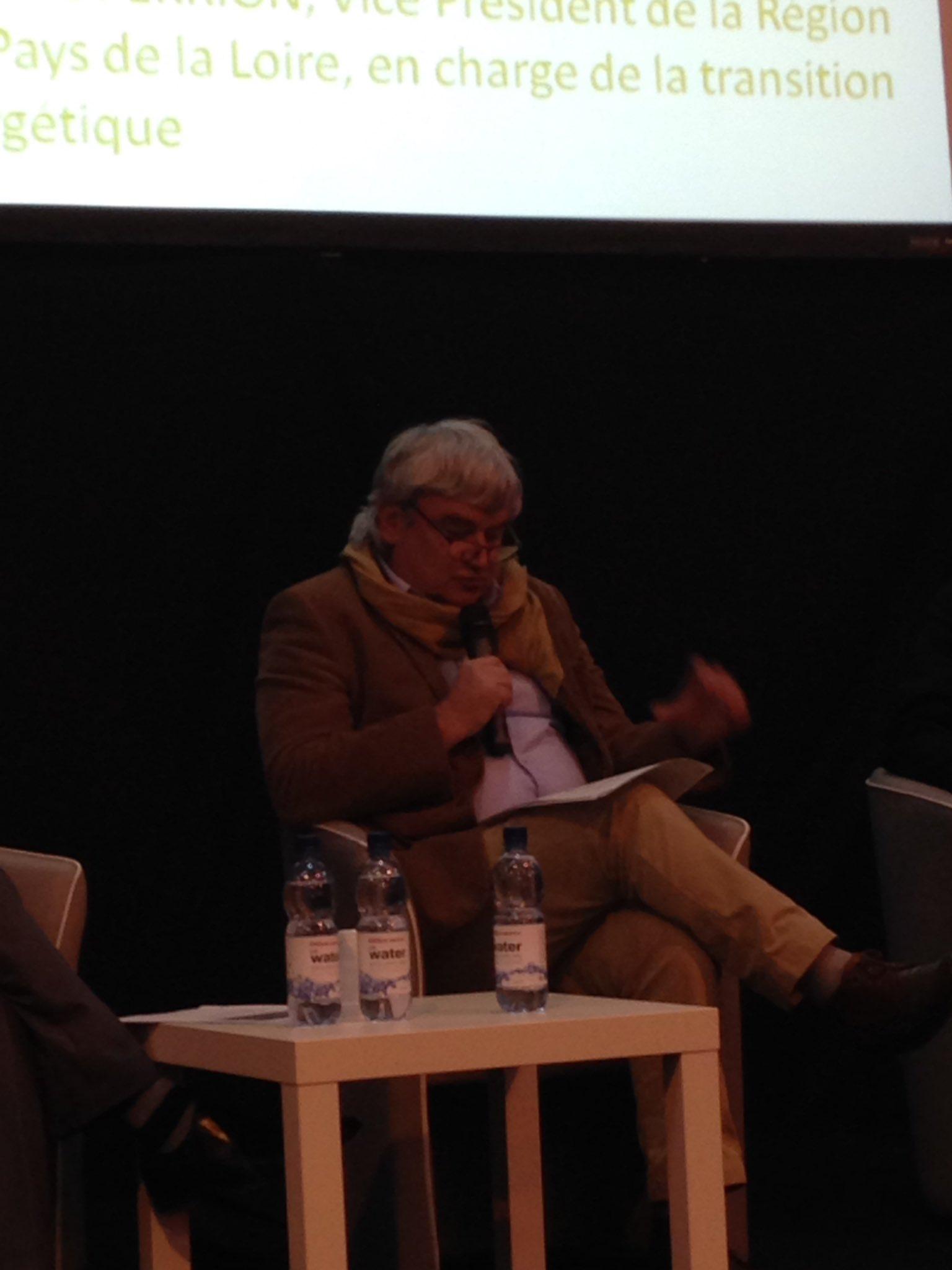 """G. Petit jean DIR. @Ademe Bretagne""""Imp #méthanisation dans le domaine énergétique : 120 installations biométhane en Bretagne"""" @BiogazEurope https://t.co/BnCTjOTlOb"""