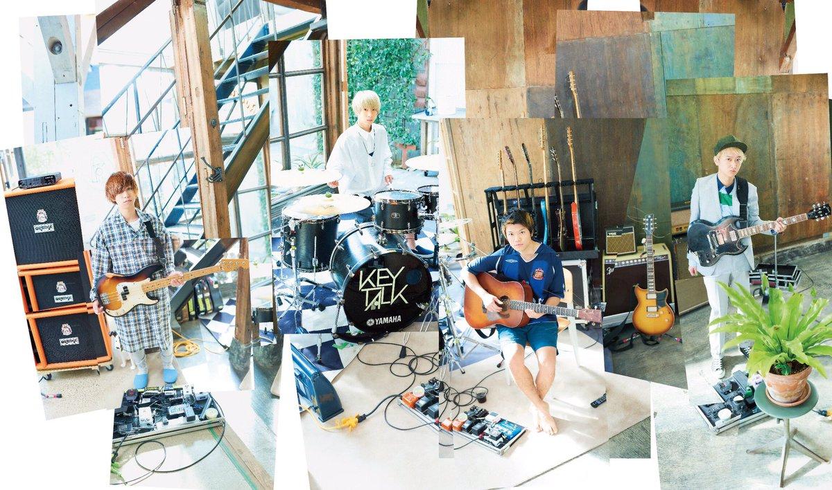 KEYTALKの6年前のミニアルバムTIMES SQUAREよりamyのライブ音源をカップリングに迎…