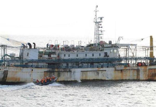 北海道沖や三陸沖の公海で操業する中国漁船の乱獲が深刻化 中国に入港禁止など対策要求へ sankei.…