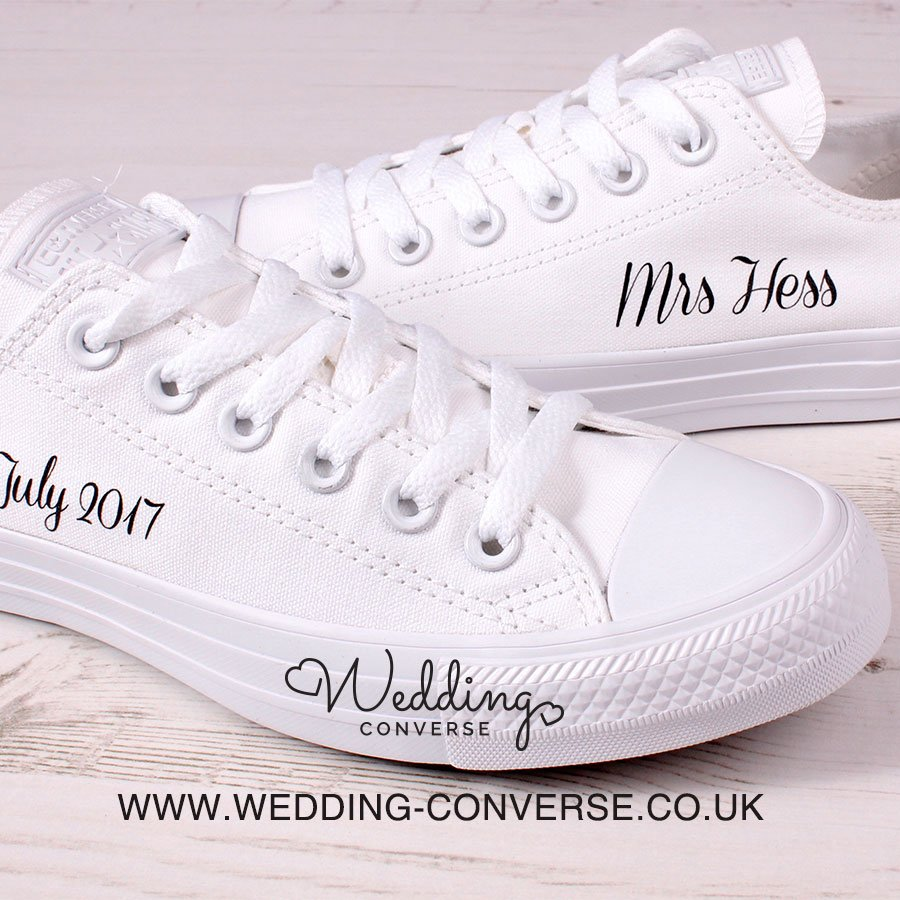 cb372476aeb413 Wedding Converse on Twitter