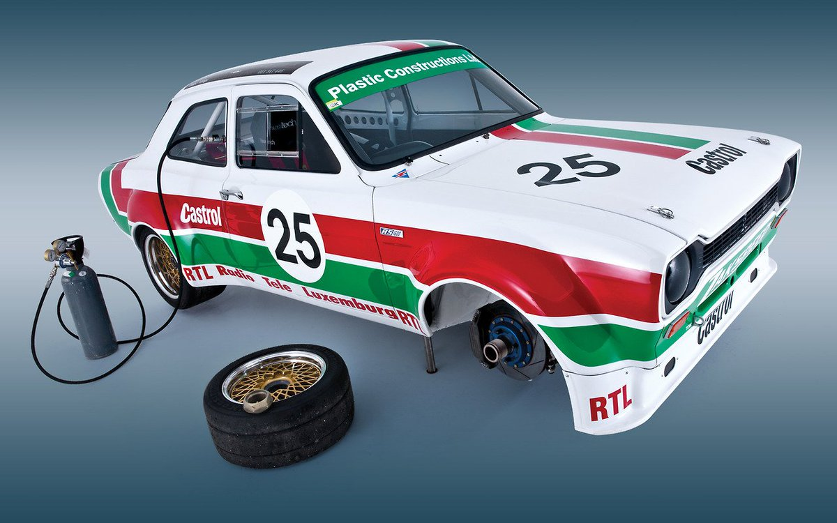 RT LienhardRacing: #WheelsWednesday  #oldskoolracing #ford #fordescort #motorsport #oldskoolford<br>http://pic.twitter.com/aSVlQT3vik