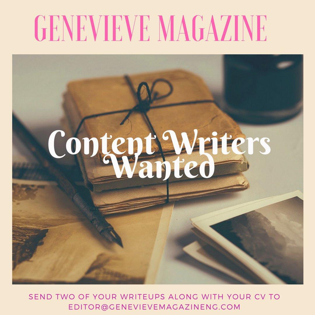 Genevieve Magazine on Twitter: