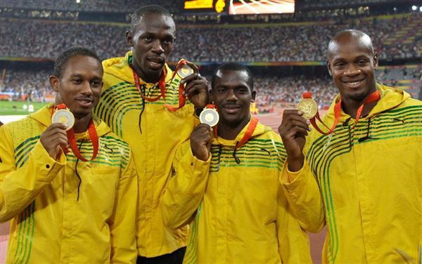 ウサイン・ボルトらの北京五輪リレー金メダルを剥奪 日本の「銅」は「銀」に繰り上げも sankei.c…