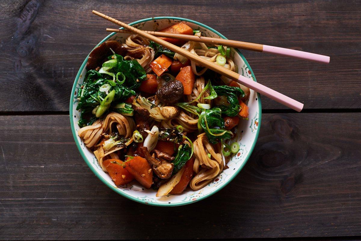 Wir haben ein wunderbares Gericht aus der asiatischen Küche gezaubert: http://ow.ly/KB6g308gDOk #easycooking #dinnertime #asian #asiancuisine