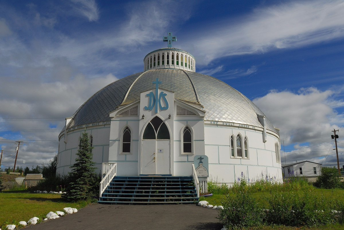 Is This Most Photographed Sign In >> Spectacular Nwt On Twitter Secret 25 The Igloo Church Is