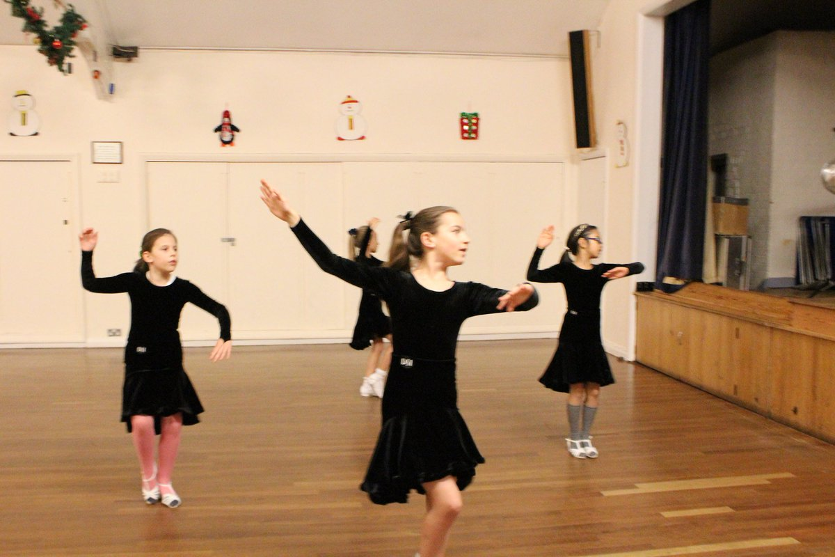 How do you choose dancing schools for your kids?