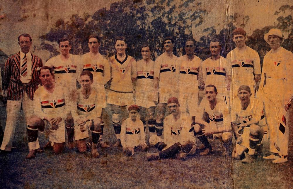 Fundado em 25/01/1930, Tricolor comemora 87 anos de existência. Veja o artigo do nosso Arquivo Histórico #SPFCpedia  https://t.co/wfjgTQnYEZ