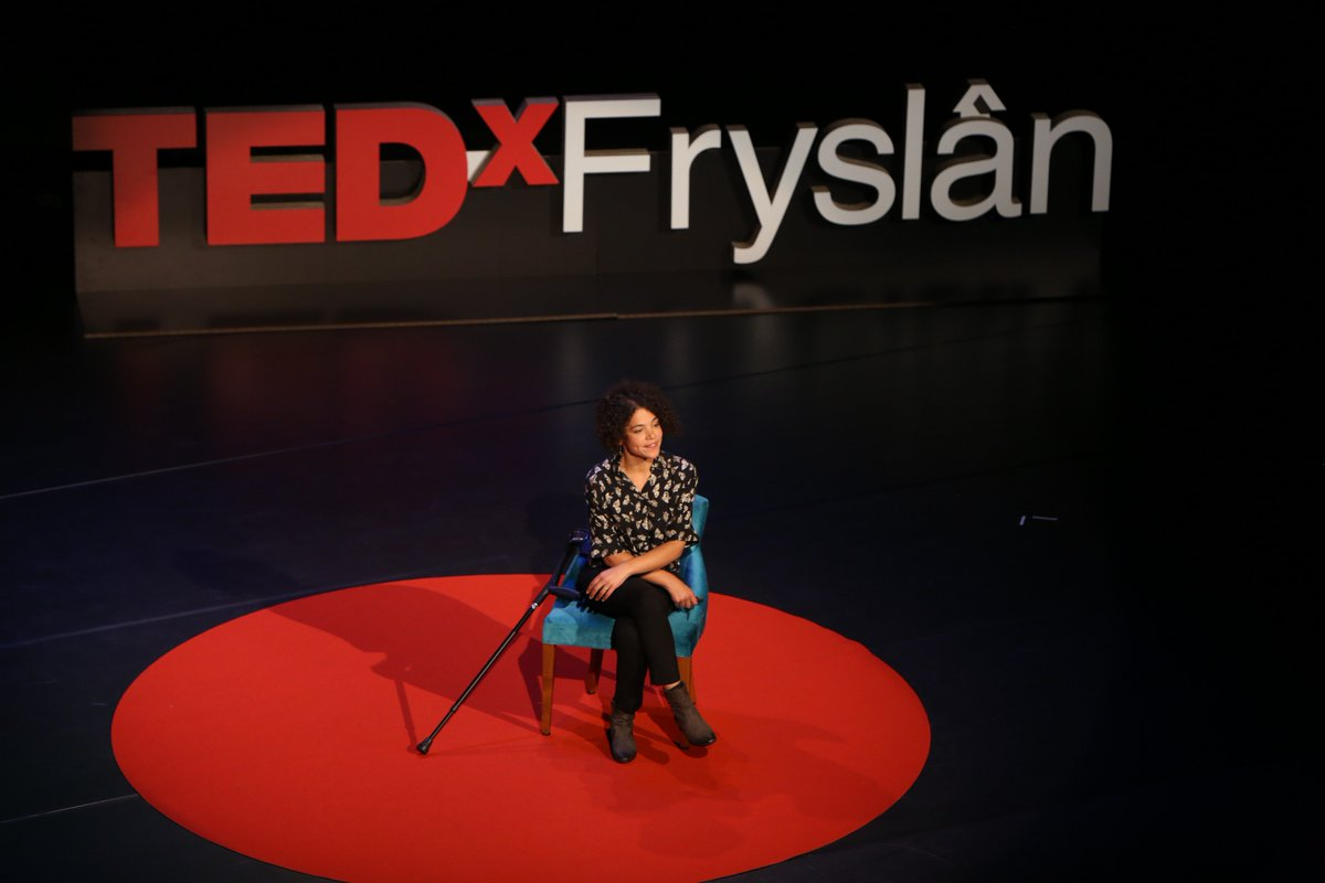 Twitter feed by TEDxFryslan