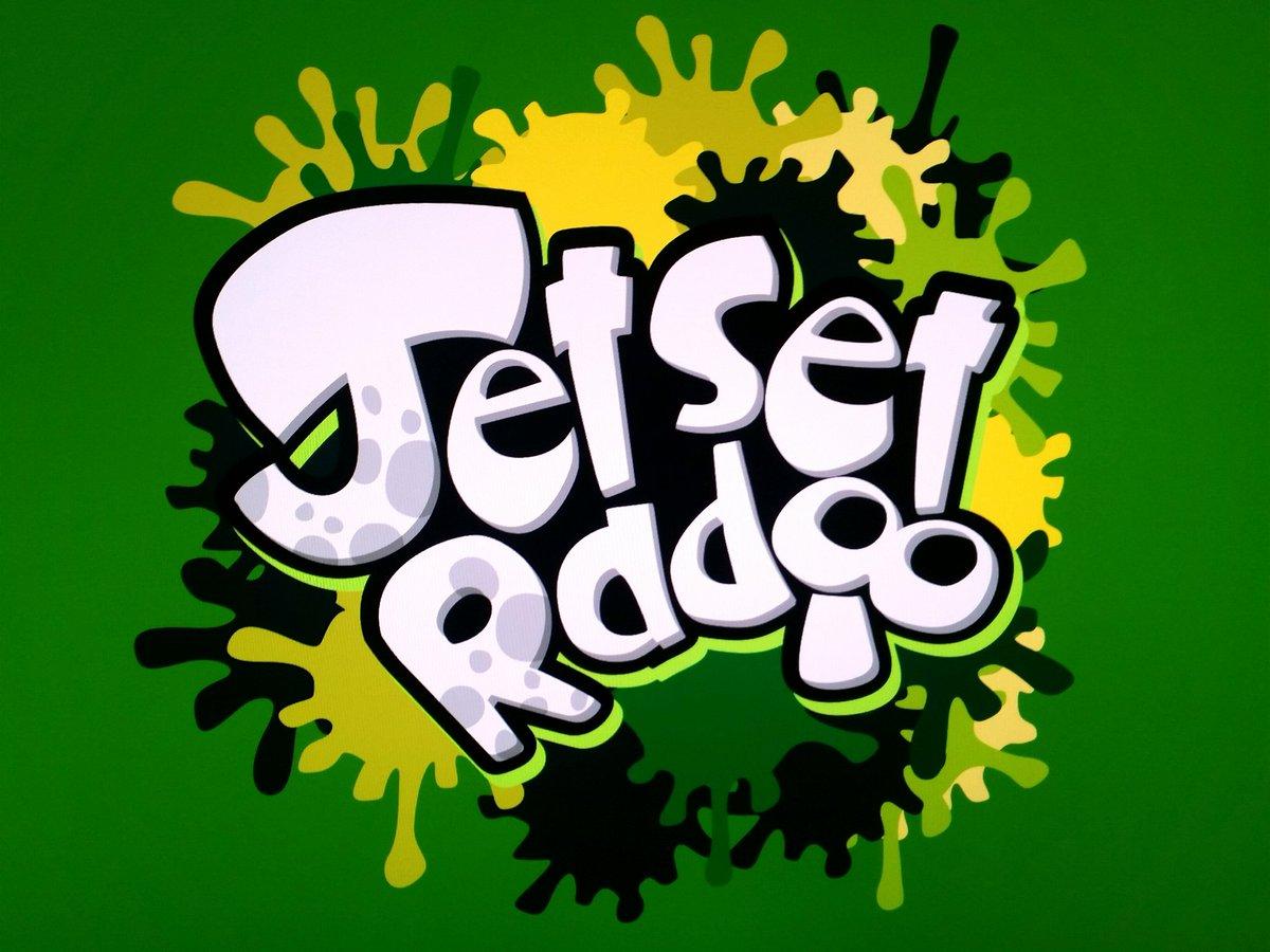 ロゴマッシュ!Jet Set Radio