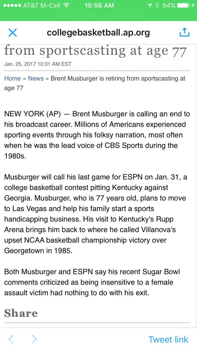 Musburger's Greatest Moments | Bleacher Report | Latest News