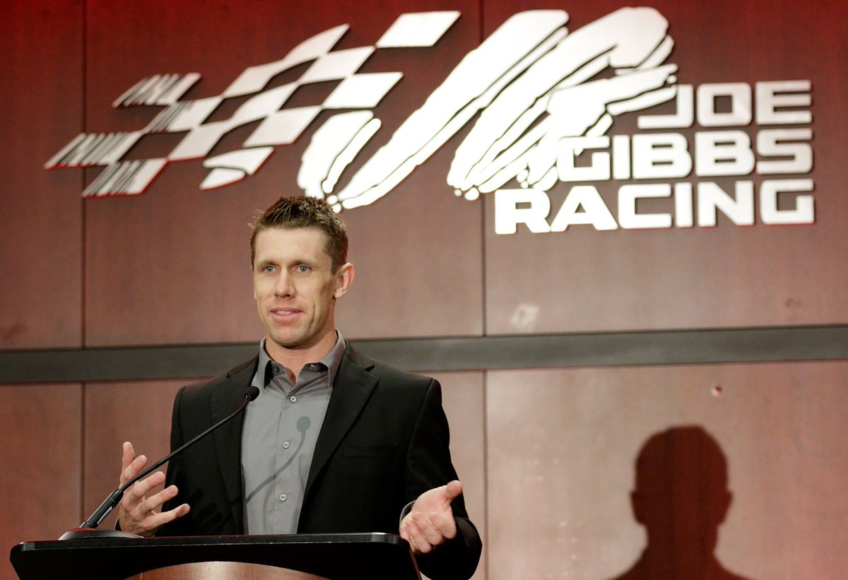 Is Carl Edwards considering a future in politics?  https://www. dub.io/s/37936  &nbsp;   #carl <br>http://pic.twitter.com/EgR134QJPK