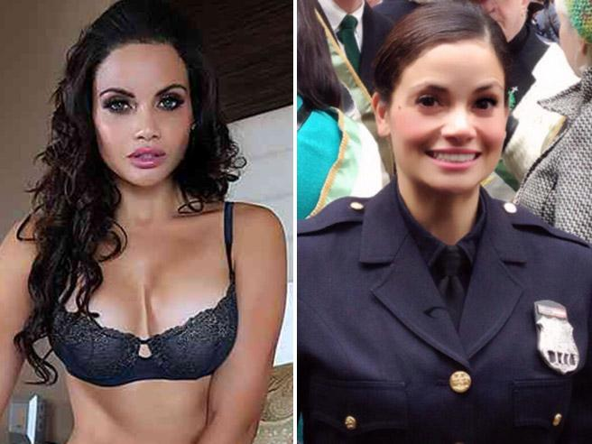 2 stunning brunette officers have their anuses hoccosbitchesinuniform02sm3 - 1 5