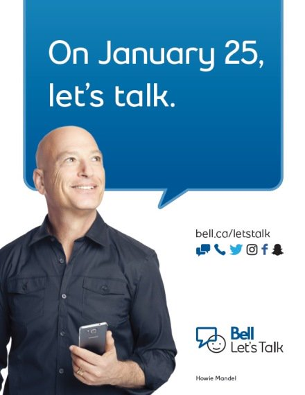 We are committed to supporting a mentally healthy workplace https://t.co/dR0xFZHQT8 #BellLetsTalk day https://t.co/as4cTVThyP