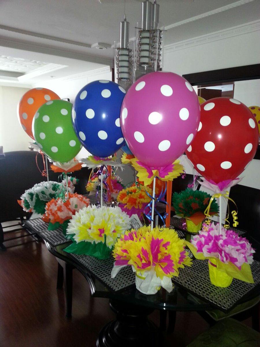 Fiestas infantiles on twitter manejamos todo tipo de - Globos fiestas infantiles ...