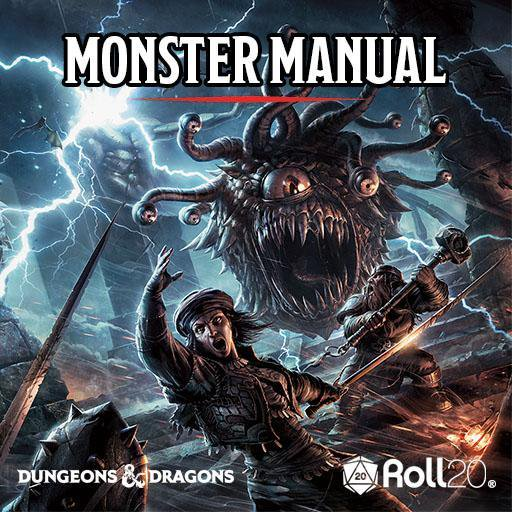 [Gaming] D&D Monster Manual lands on Roll20 https://t.co/mEYXSDbVqb https://t.co/7ennhGuJ5w