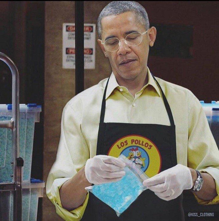 Obama ya consiguió nuevo empleo. https://t.co/NWIr6p2QCs