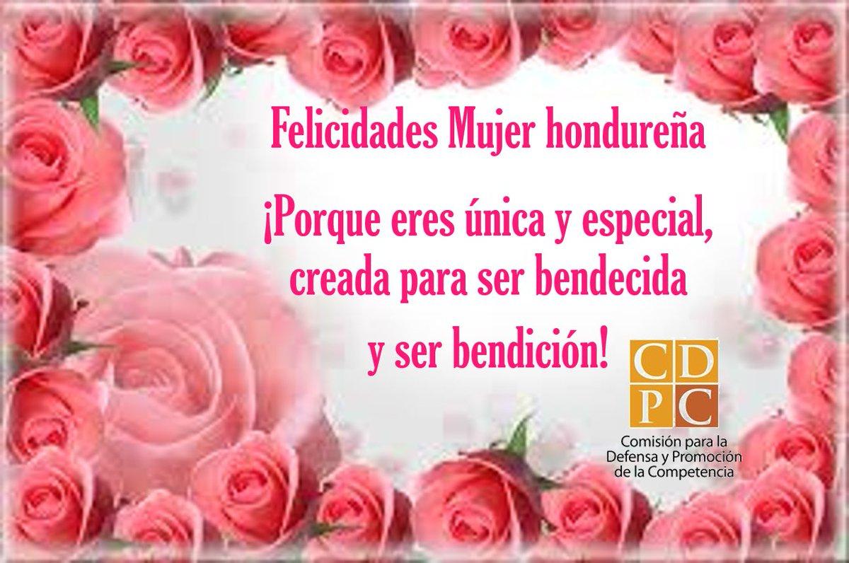 Cdpc Honduras On Twitter Feliz Dia Mujer Hondurena Lindas, determinadas, inteligentes, apasionadas, responsables, trabajadoras…. cdpc honduras on twitter feliz dia
