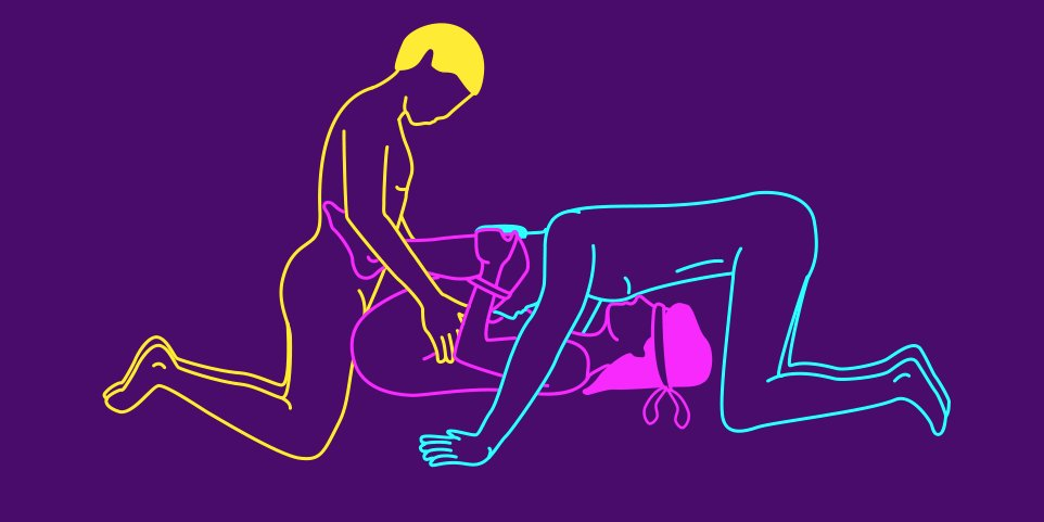 These are girls favorite sex positions ranked