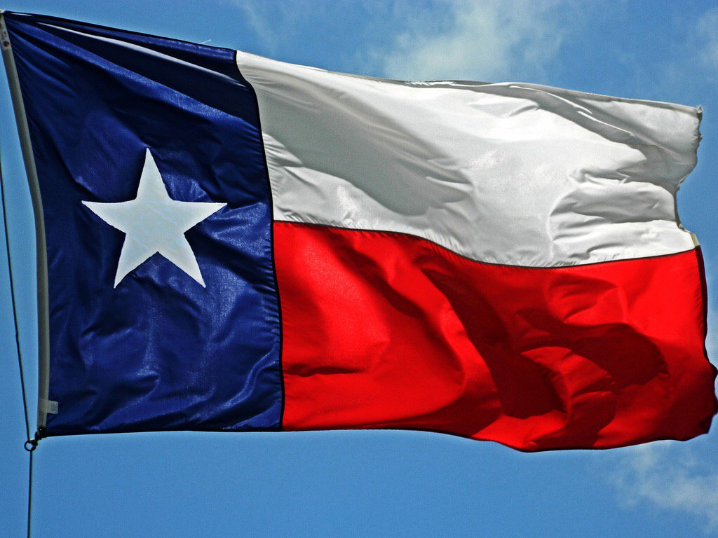 Happy birthday to the Texas flag. Long live Texas. #txlege