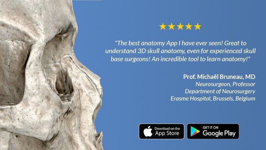 Upsurgeon On Twitter Leading Neurosurgeons Worldwide Use 3d Skull