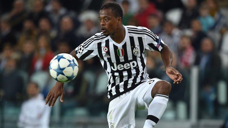 Juventus-Milan, ultimissime bianconere: non gioca Evra che va al Olympique Marsiglia