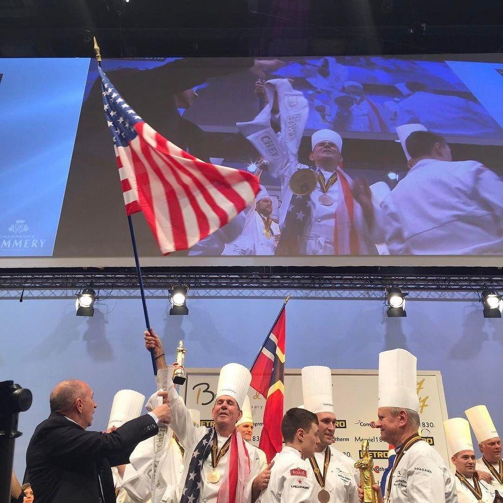 USA, USA, USA!!!! Team USA finally did it. Winner of the @bocusedor . Congratulations team… https://t.co/4v22JZWkZX https://t.co/rgeUftc1Ln