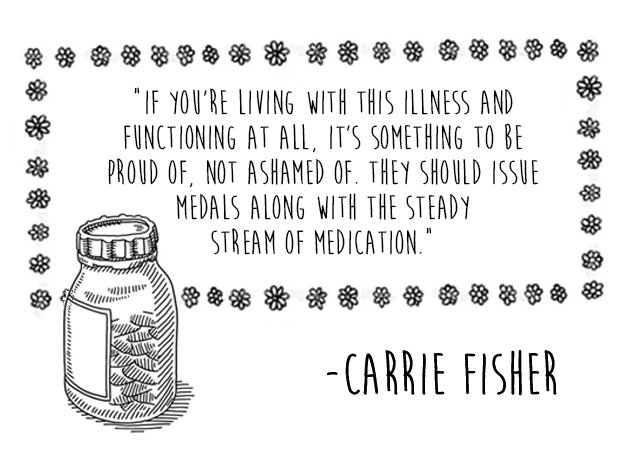 You're not alone. Quotes from some of our fave celebs on mental health: https://t.co/kiypg4w9Jw #BellLetsTalk https://t.co/1SeXeYhRfP