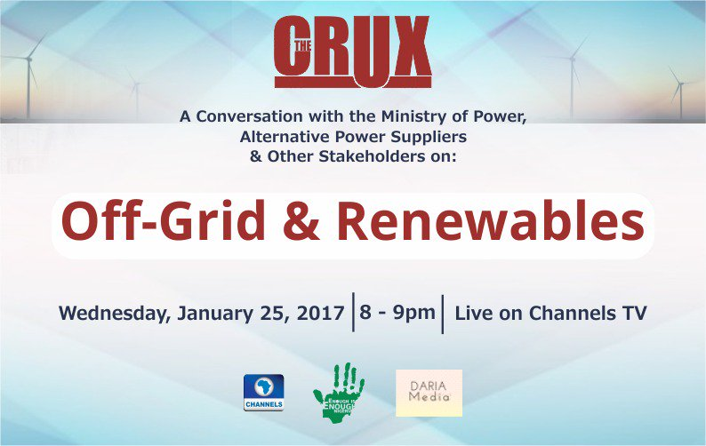 Thumbnail for #TheCrux - Off-grid & Renewables