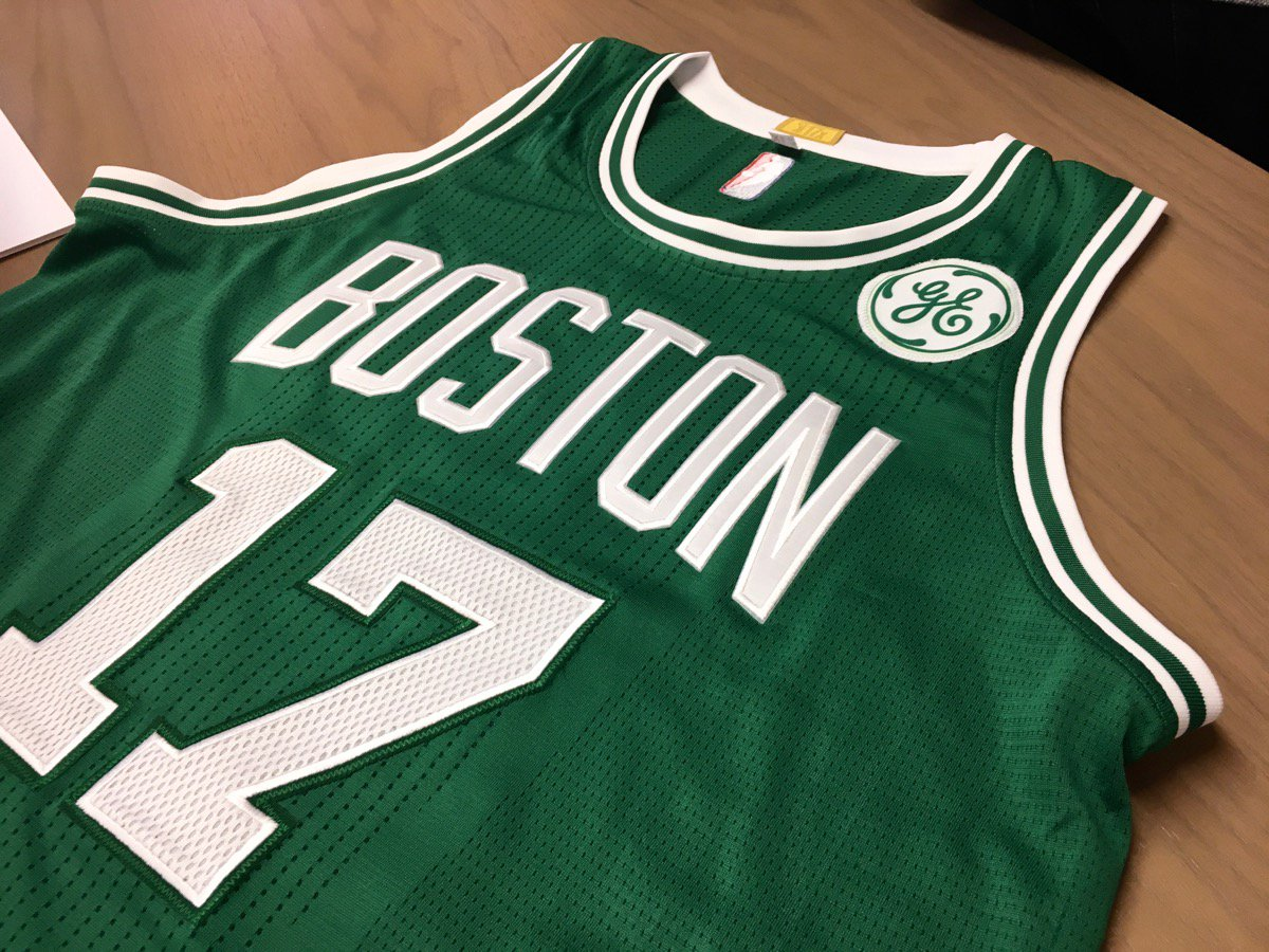 9198e0c6f8c General Electric inks deal to put its logo on Celtics jerseys starting next  season  http   bit.ly 2jSkSss pic.twitter.com qFgUgRp7RB
