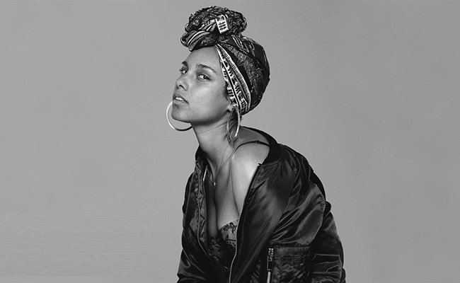 Happy Birthday Alicia Keys!! Celebrate by streaming her music on