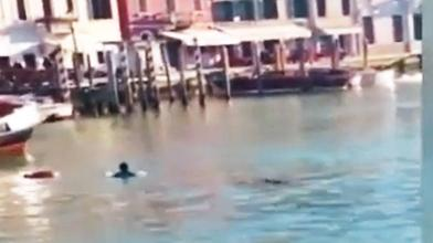 An African refugee has drowned in Venice as tourists filmed on their phones, laughed and made racist remarks  https://t.co/8dFTLX5Tjh