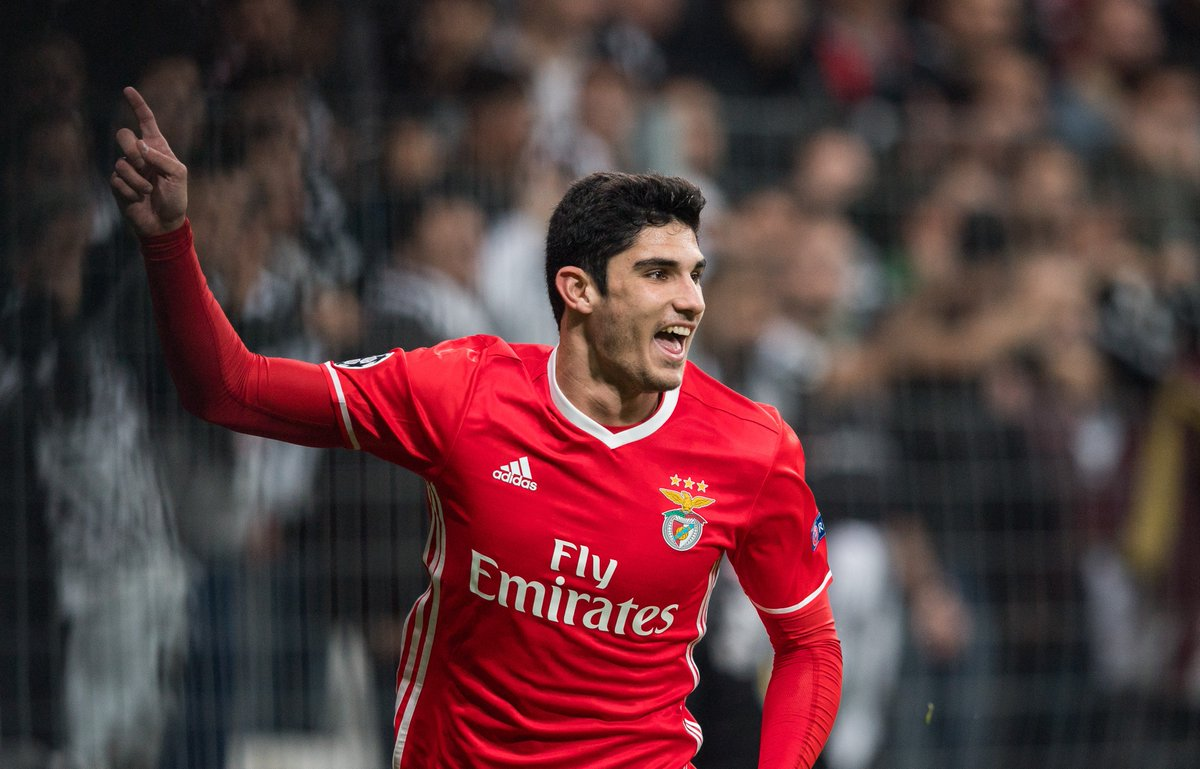 4436e01fe Paris have signed gonçalo guedes from benfica on a deal to 2021 – could he  be the next cristiano ronaldo  ➡ - scoopnest.com