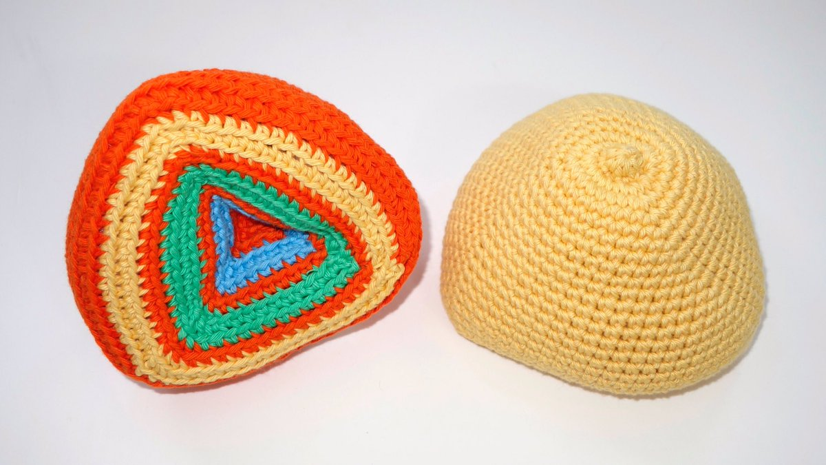 Knitted knockers uk on twitter gorgeous crochet knockers knitted knockers uk on twitter gorgeous crochet knockers available completely free of charge to brighten up your day knittedknockers mastectomy ccuart Images