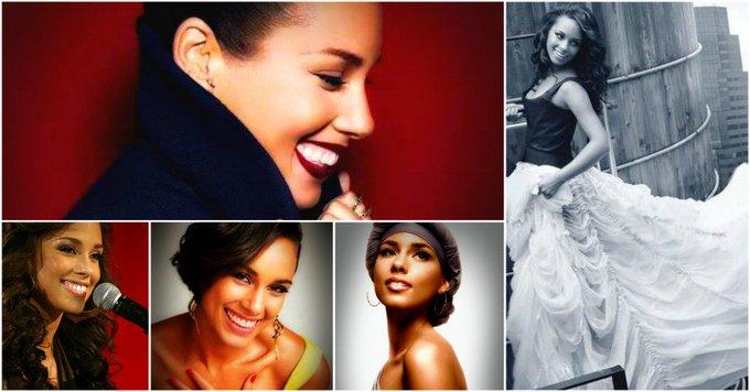 Happy Birthday to Alicia Keys (born January 25, 1981)