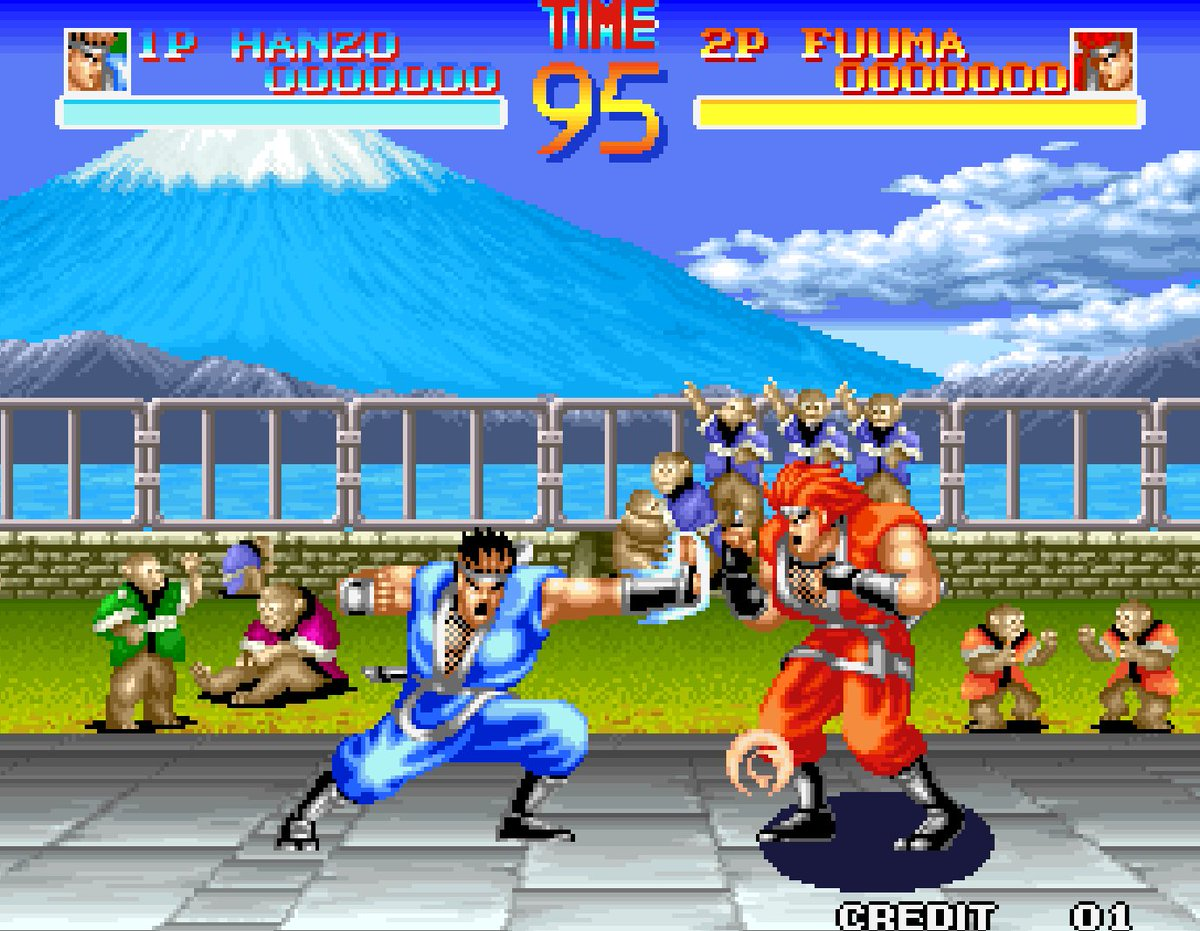PS4「アケアカNEOGEO ワールドヒーローズ」の配信がスタートしました!「ワールドヒーローズ」は…