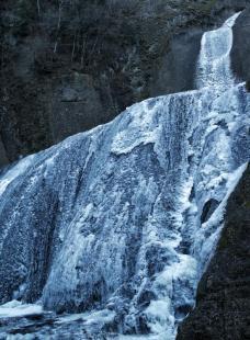 袋田の滝のライトアップが、残すところ今週末(27日から29日まで)の3日間となりました。この寒さによ…