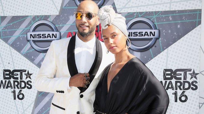 Swizz Beatz Wishes Wife Alicia Keys a Sweet Happy Birthday
