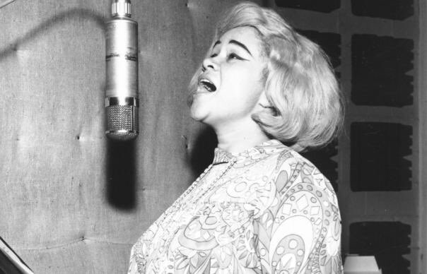 Happy birthday to the late, great Etta James