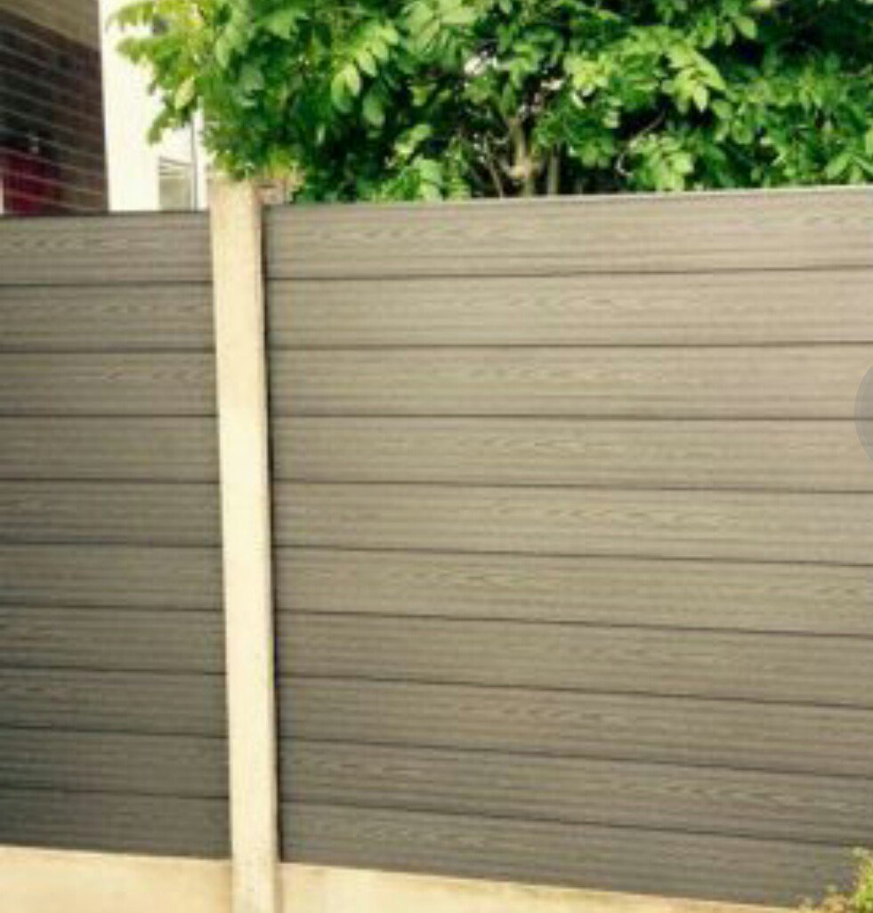 Fiberglass Fencing Products : Ecolife products composite fence twitter