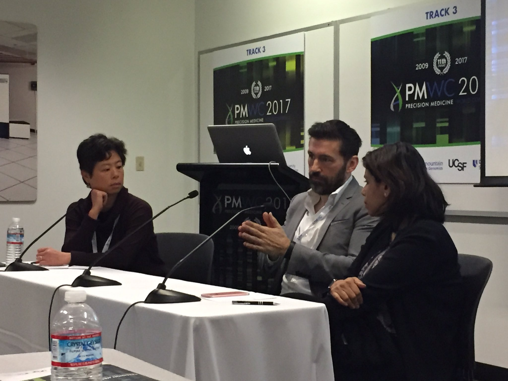 .@RyanHowardCEO #Telemedicine is biggest opportunity in #healthcare- not cracked the nut yet #digitalhealth #PMWC17 https://t.co/Ng7vzZLuPU