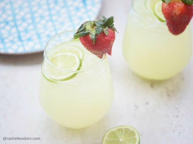 Lime Mocktail Drink Recipe